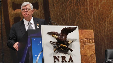 ap nra david keene ll 121220 wblog NRA President Defends Ad Attacking Obama, Vows Battle Ahead