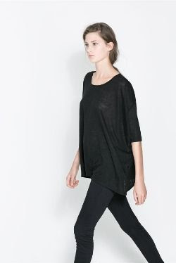 Zara Oversize T-Shirt