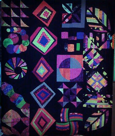 Shelley's quilt