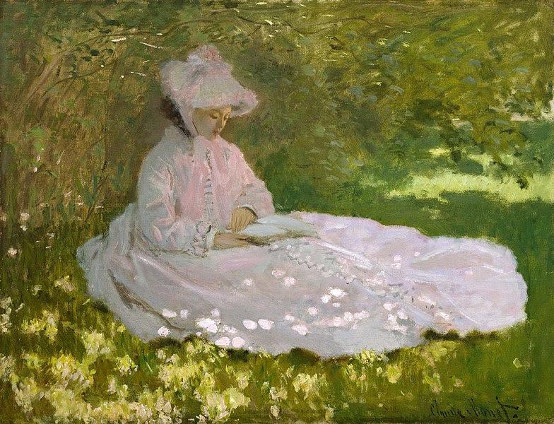 File:Claude Monet - Springtime - Walters 3711.jpg