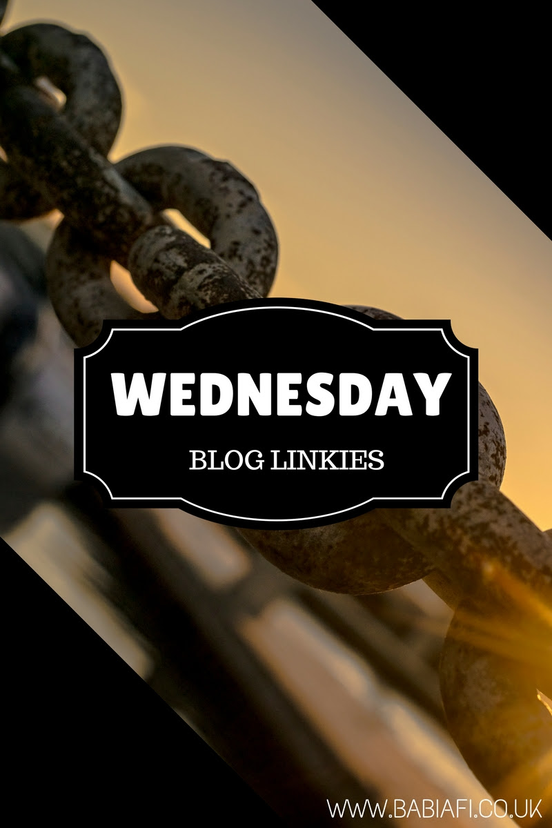Wednesday Blog Linkies
