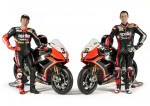 2012 Aprilia RSV4 world superbikes racer