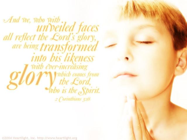 2 Corinthians 3:18 (60 kb)