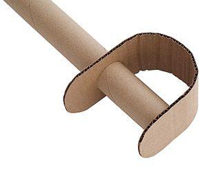 Crazy for Cardboard Crafts: Step 4 (via Parents.com)