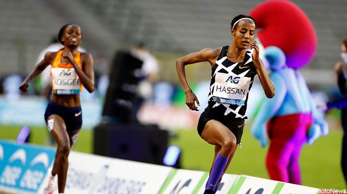 Wereldkampioene Sifan Hassan valt wereldrecord 10.000m aan op Memorial