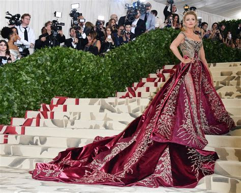 Blake Lively?s Met Gala 2018 Look Had a Hidden Note for