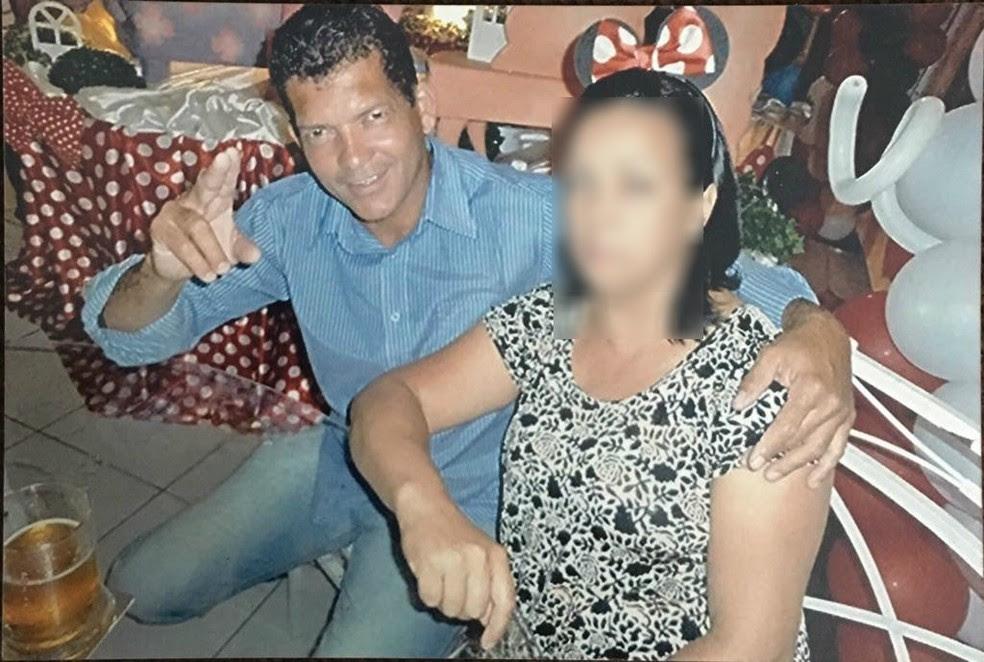 Marcos Leonel de 50 anos foi alvejado por três disparos e morreu no local (Foto: Arquivo Pessoal)