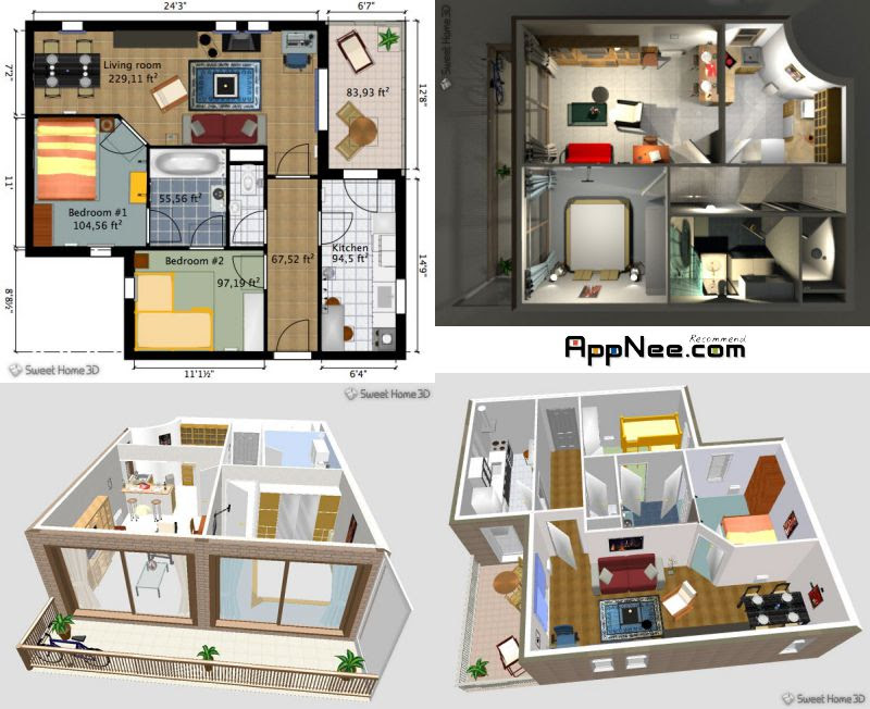 Home Architec Ideas Best 3d Home Interior Design Software Free
