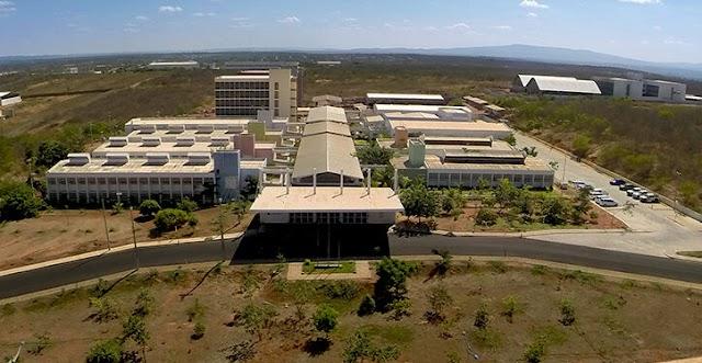 UFCA disponibiliza campus para vacinação contra a Covid-19 em Juazeiro