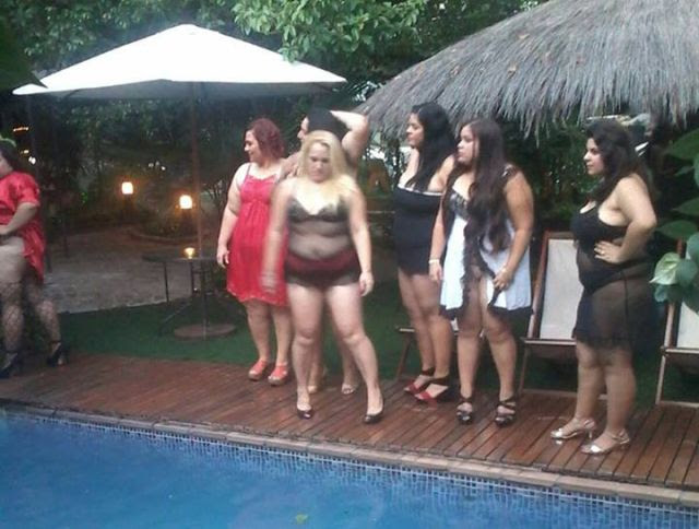 The Beauty Pageant for Fat Girls