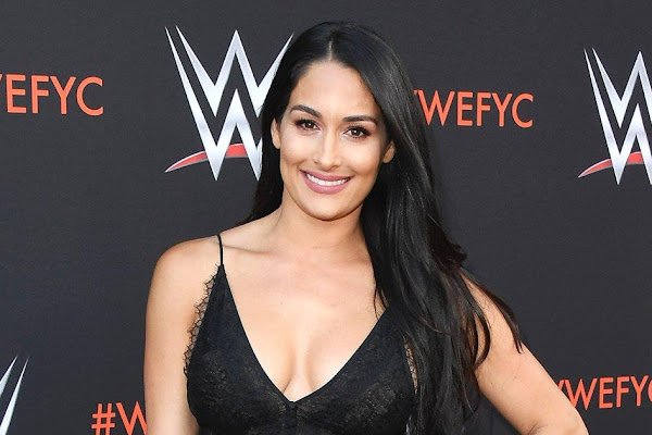 online store ce1b2 1442c Nikki Bella Reveals a Cyst on Her Brain Forced Her Into WWE Retirement    It s Super Scary