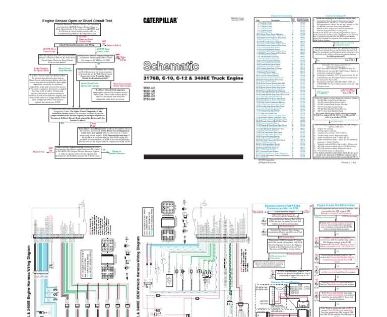 c15 cat ecm pin wiring diagram free download 32 3406e ecm wiring diagram wiring diagram list  32 3406e ecm wiring diagram wiring