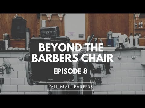 Meet Gani from Pall Mall Barbers Fitzrovia | Best Barber Shop London