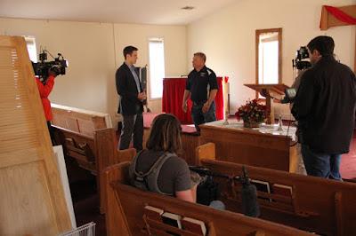 Bates' New Church Info