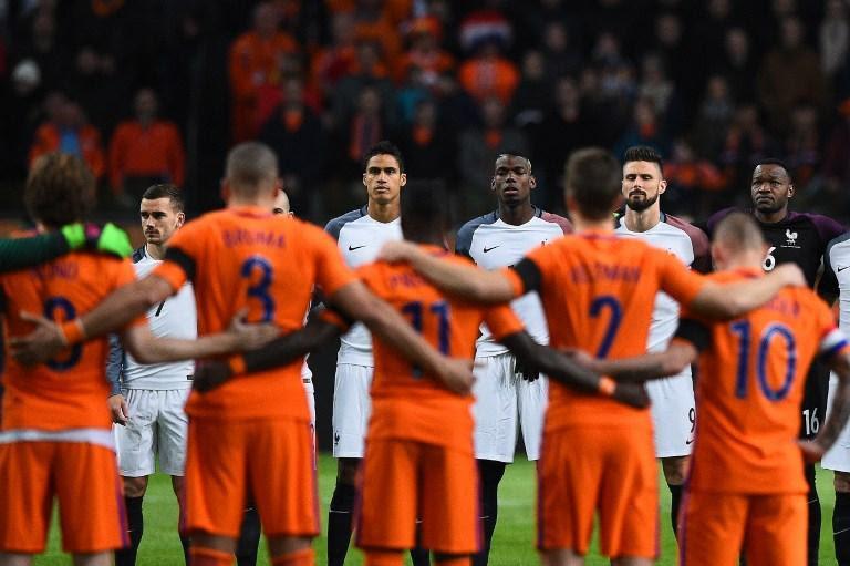 فرنسا وهولندا بث مباشر