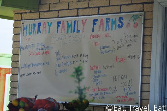 Murray Family Farms Whiteboard
