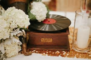 Great Gatsby Themed Wedding at Omni Hotel   Grit   Gold