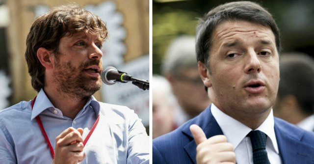 """Articolo 18, Civati: """"Renzi vuole rompere il Pd, la scissione è rischio reale"""""""