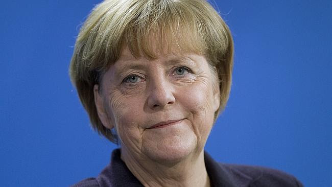 The first female German chancellor is Europe's longest-serving head of state.