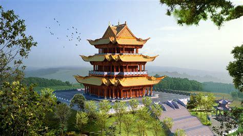 japanese castle pagoda japanese architecture hd