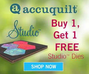 Accuquilt GO! Dies