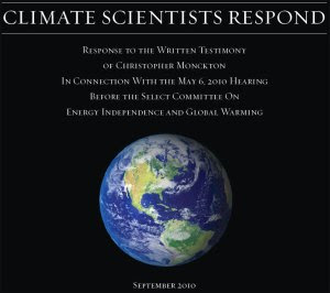 Climate Scientists Respond
