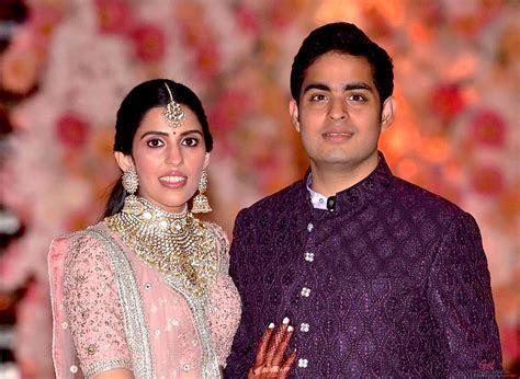 Akash Ambani engagement   All details covered with photos
