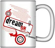 DilSeBol.com's Techfest 2008 branded mug