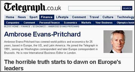 """""""La  UE non vi fa' uscire dalla crisi. Uscite dalla UE!"""""""