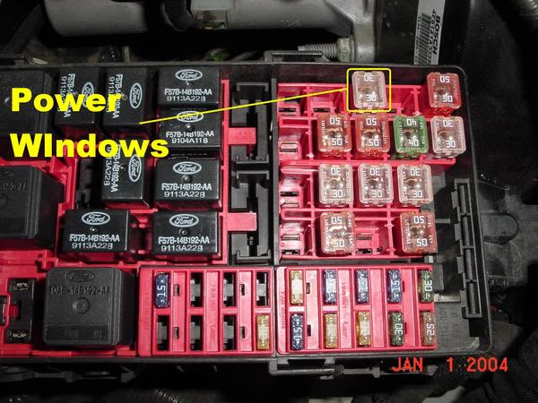 98 Ford F250 Wiring Diagram