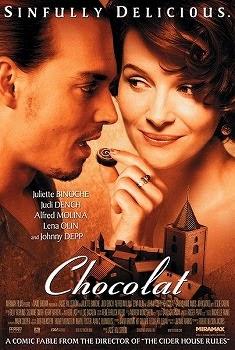 FILMES VINTAGE: Chocolate