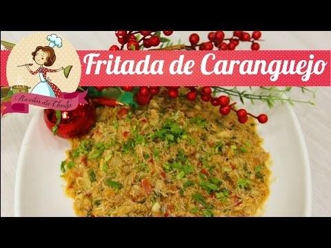 FRITADA DE CARANGUEJO