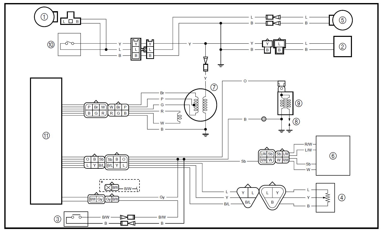 Diagram Yamaha Wr 250 Wiring Diagram Full Version Hd Quality Wiring Diagram Szwiringx19 Locandadossello It