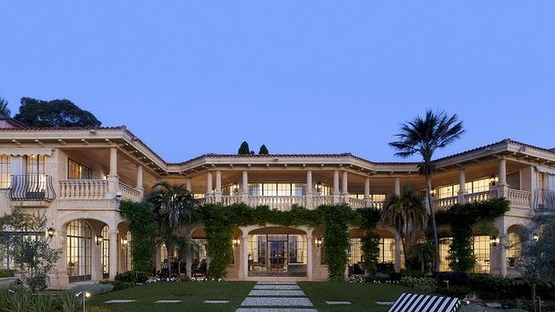 This $39 million Point Piper mansion has been illegally purchased by China's 15th richest man.