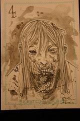 Zombie card 4 finito