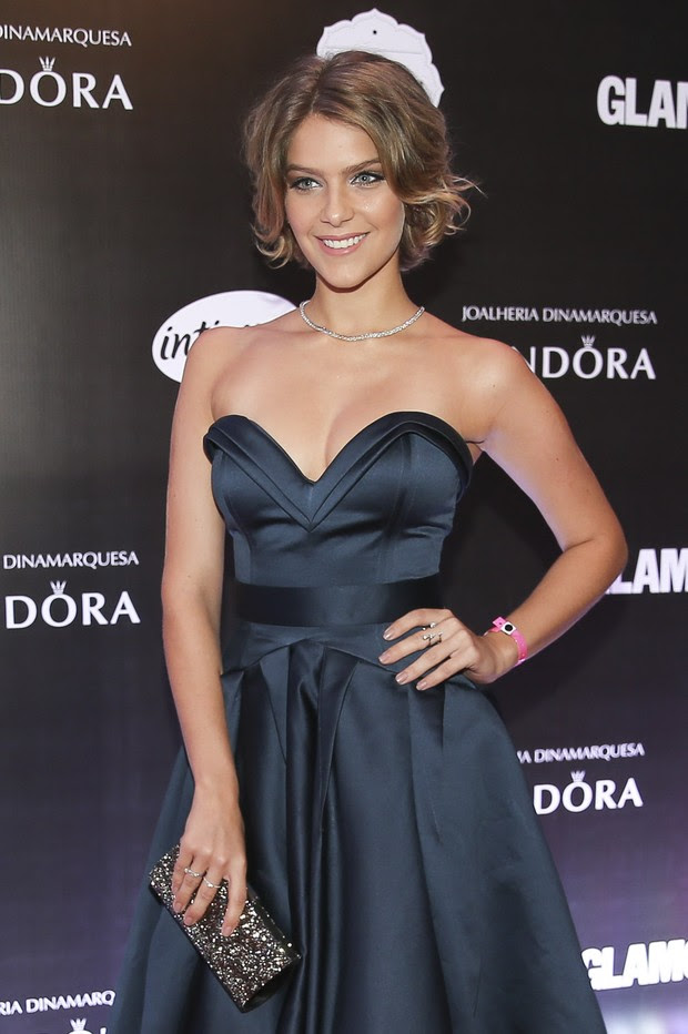 Isabella Santoni (Foto: Manuela Scarpa e Rafael Cusato/Brazil News)