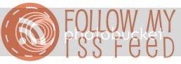 Follow me via RSS