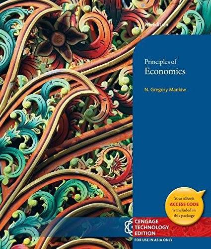 Macroeconomics Gregory Mankiw 8th Edition