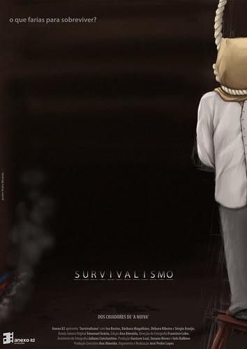 Survivalismo - poster