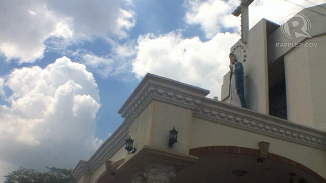 CLOUDS LOOMING. Sex abuse cases involving priests threaten the Catholic Church's credibility. File photo