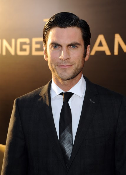"""Wes Bentley Actor Wes Bentley arrives at the premiere of Lionsgate's """"The Hunger Games"""" at Nokia Theatre L.A. Live on March 12, 2012 in Los Angeles, California."""