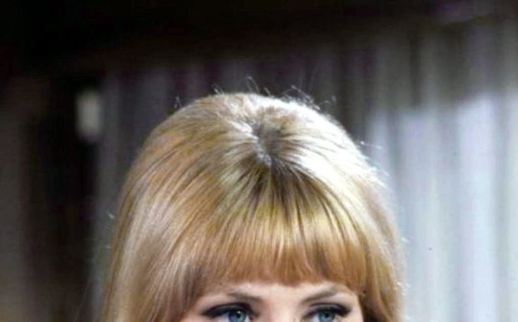 Britt Ekland: The 1960s Swedish Beauty Icon ~ Vintage Everyday