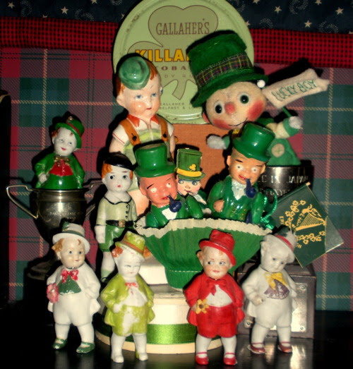"Top of the mornin' to ya…As we count down to St. Patrick's Day we all are green with envy over our lucky Irish friends. I have three fool-proof tips on how to have a successful holiday and maybe feel a little Irish also. First…whip up a bowl full of green Jello (yes, you could add fruit and/or tiny marshmallows if you want) your friends and family will be grateful for your thoughtful gesture. Second…hum ""Danny Boy"" all day as someone might join in and before you know it you will be engaging in a sing-a-long. Third…whenever the opportunity presents itself…perform a high stepping Irish Jig. This will insure future invitations to other holiday parties. Have ""Luck of the Irish"" to one and all fun,  McJody"