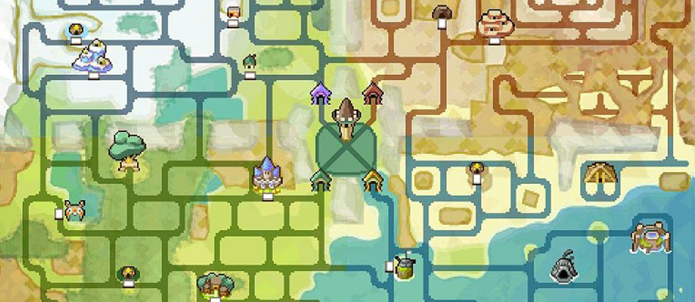 La Carte De Zelda
