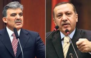 H αντιπολίτευση και ο εμφύλιος -αλά AKP- Γκιουλ με Ερντογάν