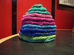 baby hat noro style