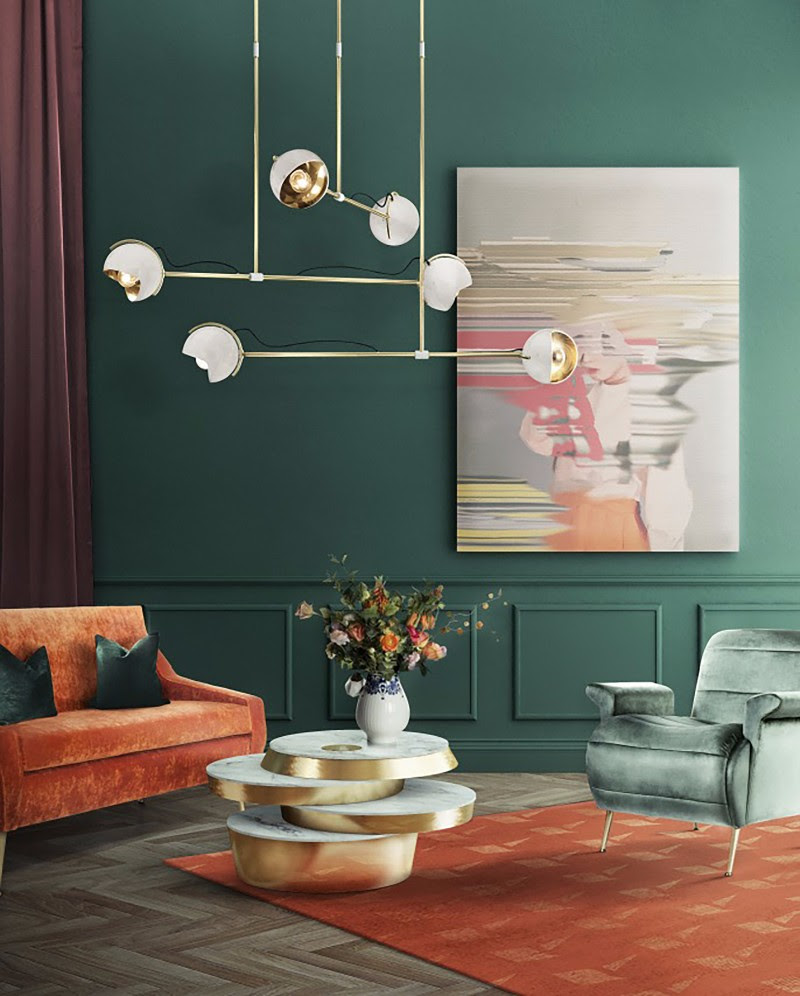 12 Mid-Century Modern Living Room Tips That Will Change Your ...