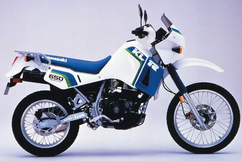 Requiem For The Kawasaki Klr650 1987 2018