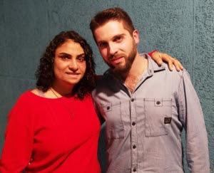 megustaleer - Nadia Ghulam / Javier Diéguez