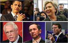 2008 Democratic Candidates for U.S. Prez